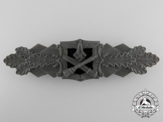 A Bronze Grade Close Combat Clasp by Steinhauer & Luck