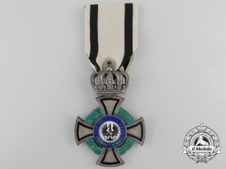 A Prussian House Order of Hohenzollern 1861-1918; Inhaber Cross