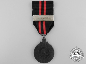 A Finnish Winter War 1939-1940 Medal with Tolvajärvi Battle Clasp
