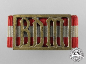 An BDM Membership Badge; RZM Marked