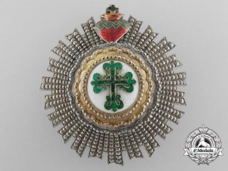 A Portuguese Order of Aviz; Ladies Breast Star