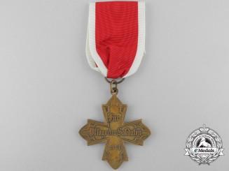 A First War Hessen Military Medical Cross