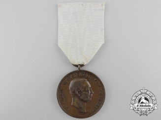 A Bronze Grade Saxon Lifesaving Medal