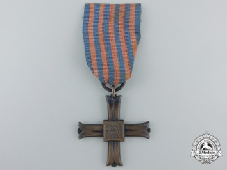 A Polish Commemorative Cross of Monte Cassino