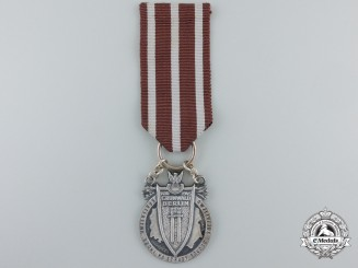 A Polish Brotherhood of Arms Medal