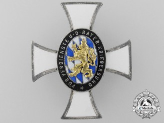 A First War Bavarian War Veteran's Organization; Federal Honor Cross