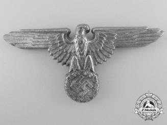 An SS Visor Cap Eagle