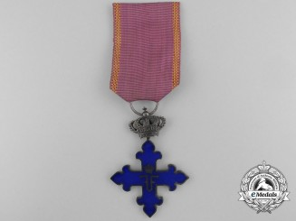 A Romanian Order of Michael the Brave; Knight's Cross, 1916