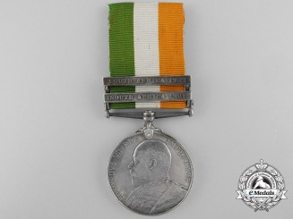 A King's South Africa Medal to Private John Ogg; 2nd Battalion, Scots Guards