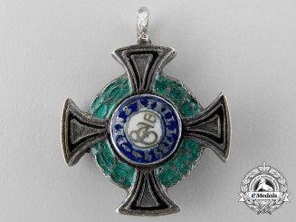A Miniature House Order of Hohenzollern; 2nd Class