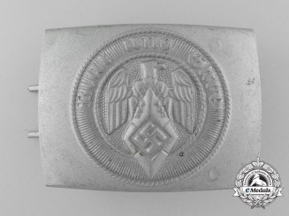 A Mint HJ Buckle by  Josef Felix & Söhne