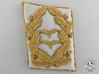 A Luftwaffe Collar Tab for Generalleutnant