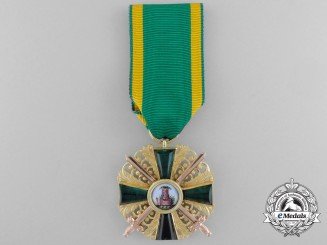 An Order of Zhringen Lion of Baden; Knight First Class in Gold