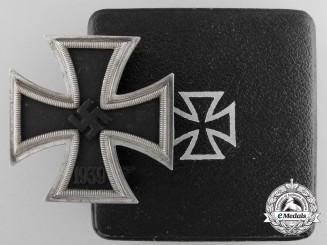 An Iron Cross First Class by Klein & Quenzer with Case
