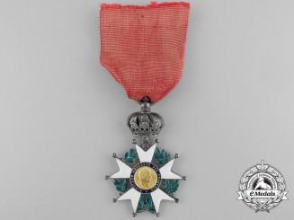 France, II Republic. A Legion D'Honneur, Knight, c.1852