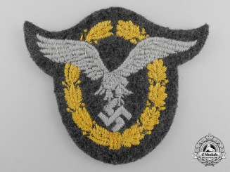 A Combined Luftwaffe Pilot & Observer Cloth Badge