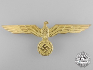 A Mint Kriegsmarine Breast Eagle
