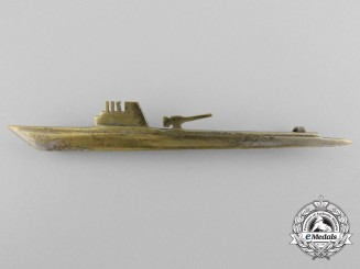 A Rare Second War Italian Submarine Badge