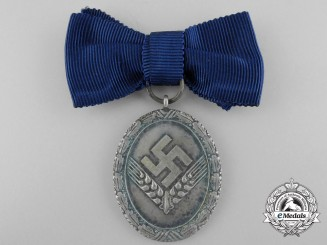 Germany, RAD. A Long Service Award for Women, II Class