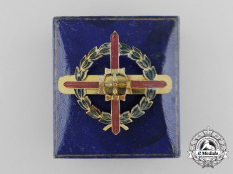 A Royal Spanish Military Order of Saint Ferdinand; Laureate Cross