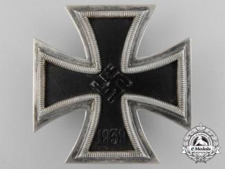 A Scarce Iron Cross 1939 First Class by Deschler & Sohn