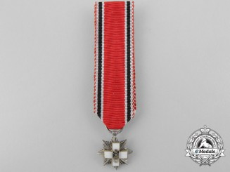 A Miniature German Red Cross Honor Award 2nd Model (1934-1937); Grand Cross by Gardino, Roma