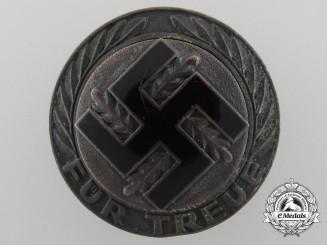 """An Honour Badge of the """"Deutsche Volksgruppe in Rumänien"""" (German People in Romania)"""
