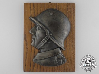 A First War 7th Regiment Army (Heer) Plaque