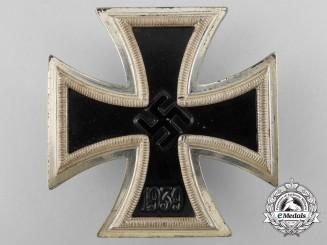 A 1939 First Class Iron Cross by Friedrich Orth, Wien