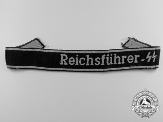 Germany, Waffen-SS. A Reichsführer-SS Personnel Cufftitle