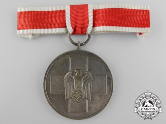 A German Social Welfare Medal; Ladies Version