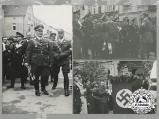Three Second War Period Photos/Postcards of Hermann Göring