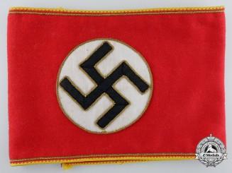 An NSDAP Reich Level Mitarbeiter Armband