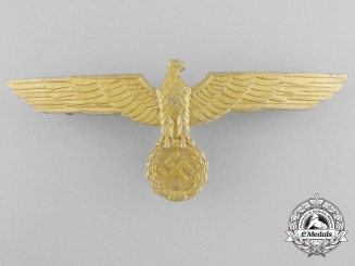 A Kriegsmarine Breast Eagle
