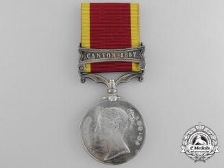 United Kingdom. A Second China War Medal 1857-60
