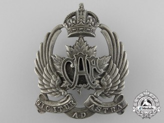 A Canadian Air Force 1918-1920
