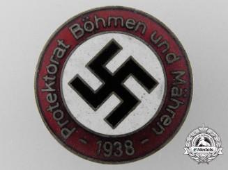 A Badge Protektorat Böhmen und Mähren