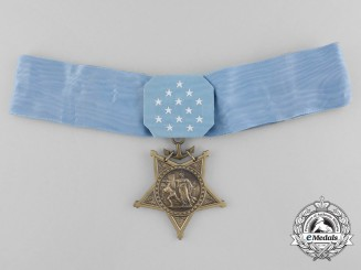 An American Navy Medal of Honor; Type X (1964-present)