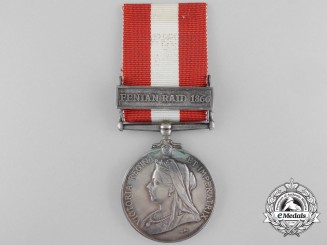 A Canada General Service Medal 1866-70 to the Oak Ridge Cavalry