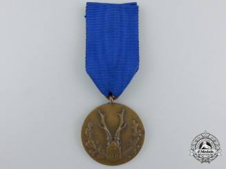 A 1934 German Hunter's Organization Award; 3d Place