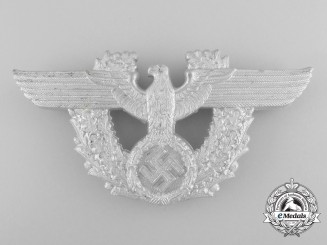 A German Police Pouch Badge 1937