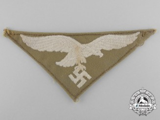 Germany. A Luftwaffe Afrika Korps Breast Eagle