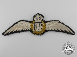 A First War Royal Air Force (RAF) Wing 1918