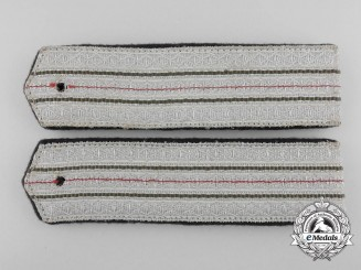 A Pre-First War German Officer's Shoulder Board Pair