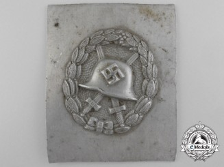 An Early Version Condor Legion Wound Badge Zimmermann First Strike