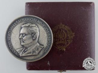 A Soviet Visit to IKOM Zagreb Medal
