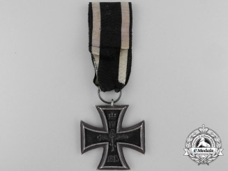 An Iron Cross Second Class 1870