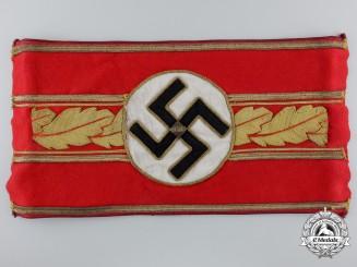 An Rare NSDAP GauLeiter Armband