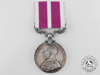 An Army Meritorious Service Medal to the 7th Regiment; South African Infantry