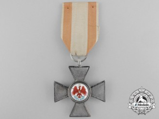 A Prussian Order of the Red Eagle; 4th Class (1879-1919)